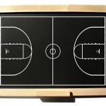 Basketball Chalk Board