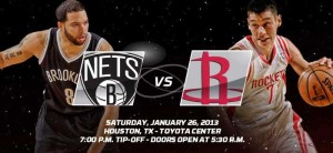 Brooklyn Nets V Houston Rockets
