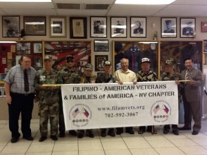 Filipino American Veterans Association