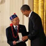 Shima, Terry Receives Presidential Citizens Medal