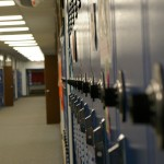 high school lockers