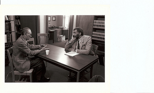 Fred Korematsu with Ed Bradley, 60 Minutes