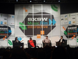 Mindy Kaling at SXSW