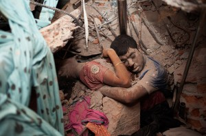 Bangladesh Garment factory collapse April 24, 2013