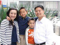 Ted Lieu & Family