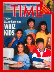 Time Magazine Asian American Whiz Kids cover
