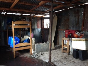 Temporary Housing in Tacloban