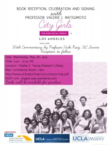 City Girls -The Nisei Social World in Los Angeles -1920-1950