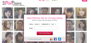 Red bean dating site