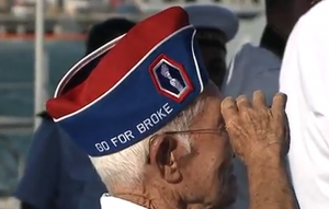 442nd gets French Legion of Honor