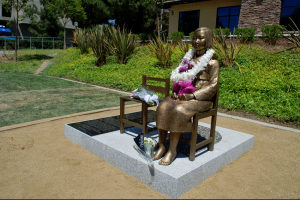 Comfort Women Memorial in Glendale, CA