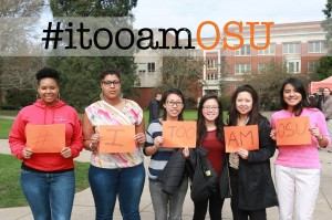 I am Too OSU Campaign