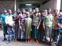 Bangladeshis Like to Have Their Pictures Taken