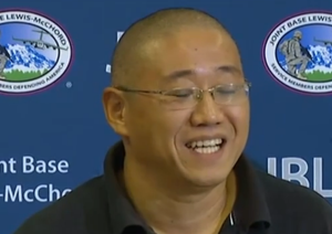 Kenneth Bae at News Conference