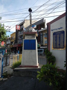 WWII Veterans Federation of the Philippines Monument,