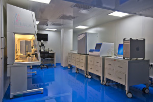 Egg Donor Lab