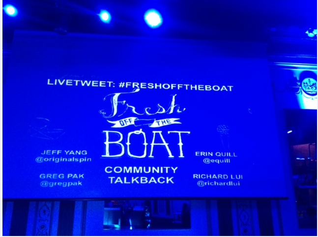 Fresh Off the Boat Viewing Party