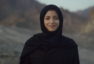 Muslim woman depicted in Jeep commercial