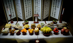 Seolnal traditional foods