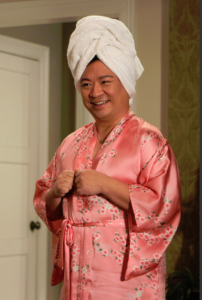 Rex Lee in Fresh Off the Boat