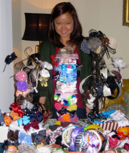 Chinh's Hair Accessory Business