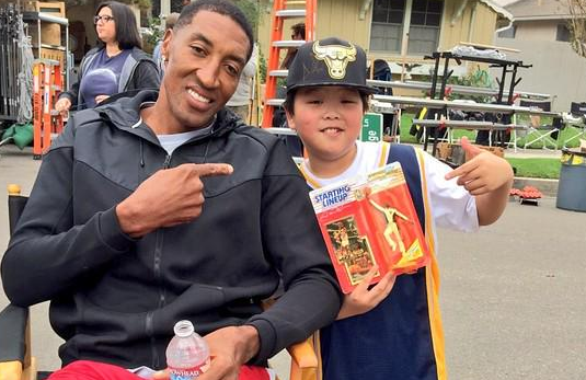 AsAm News | Latino Post: NBA Great Scottie Pippen Guest ...