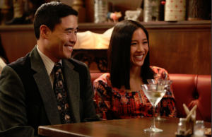 Fresh Off the Boat with Randall Park & Constance Wu