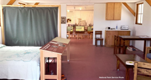Manzanar Permanent Barracks Exhibition