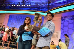 2015 Spelling Bee Champs