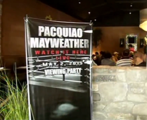 Pacquiao Pay Per View