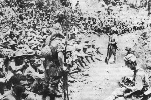 Surrender at Bataan