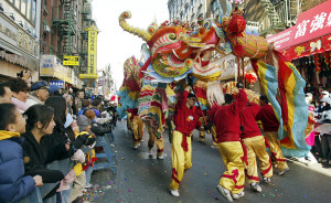 Lunar New Year in New York