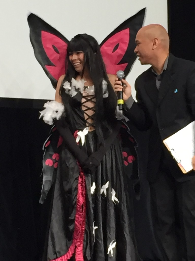Cosplayer Amiyoshiko wins the Cosplay Masquerade