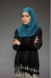 Yasmine Al Massri as Nimah Anwar
