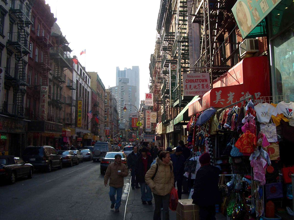 Asam News There S Only One Chinatown In New York City