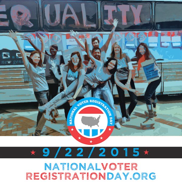 National Register to Vote Day