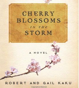Cherry Blossoms in the Storm
