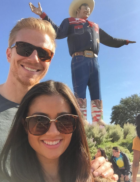 Sean and Catherine Lowe