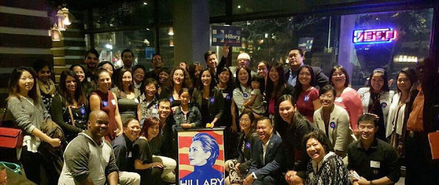 AAPIs for Hillary