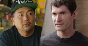 Roy Choi and Daniel Patterson.
