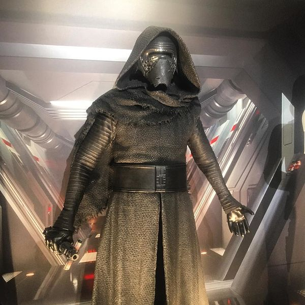 Kylo Ren from Star Wars:The Force Awakens