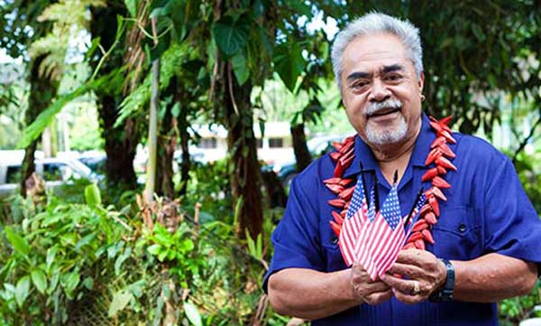 Leneuoti Tuaua is lead plaintiff in the case submitted to the U.S. Supreme Court.