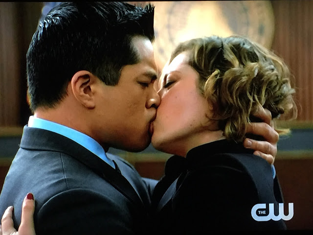 Crazy Ex-Girlfriend kiss