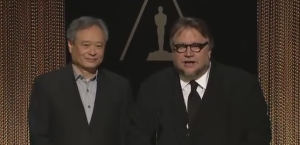 Ang Lee announces Oscars