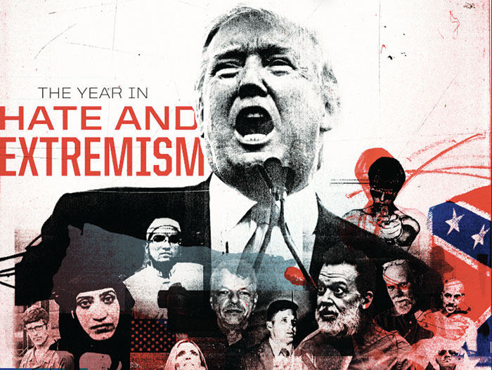 Year in Hate & Extremism