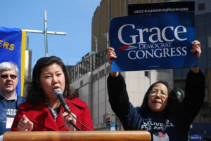 Rep Grace Meng