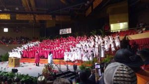 Kahuku High graduation