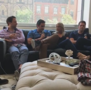 Facebook Live broadcast from Barstool Sports