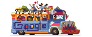 Google Doodle acknowledges Philippine Independence Day