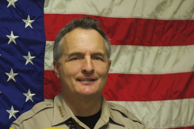 Siskiyou County Sheriff Jon Lopey is accused of intimidating Hmong voters